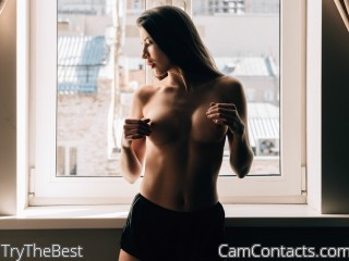 Webcam model TryTheBest from CamContacts
