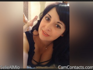 Webcam model SelieAlMio from CamContacts