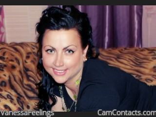 Webcam model VanessaFeelings from CamContacts
