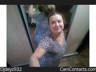 Webcam model Djdeyz932 from CamContacts