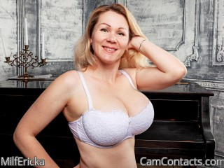 Webcam model MilfEricka from CamContacts