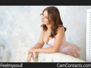 Webcam model Feelmysoull from CamContacts