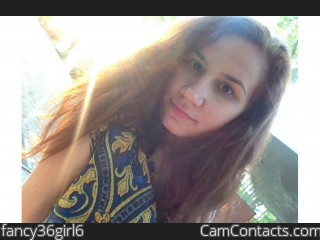 Webcam model fancy36girl6 from CamContacts
