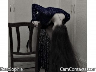 Webcam model BestSophie from CamContacts