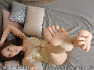 Webcam model StephanieTales from CamContacts