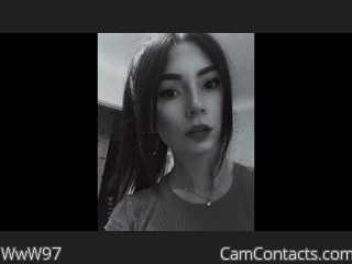 Webcam model WwW97 from CamContacts