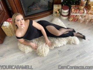 Webcam model YOURCARAMELL from CamContacts