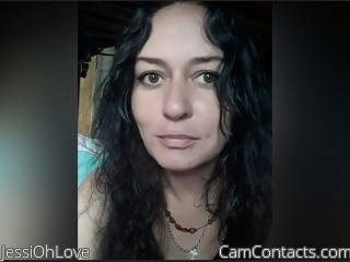 Webcam model JessiOhLove from CamContacts