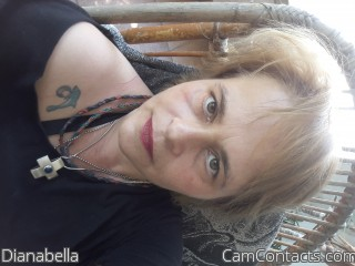 Webcam model Dianabella from CamContacts