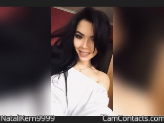 Webcam model NataliKern9999 from CamContacts
