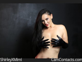 Webcam model ShirleyXMimi from CamContacts