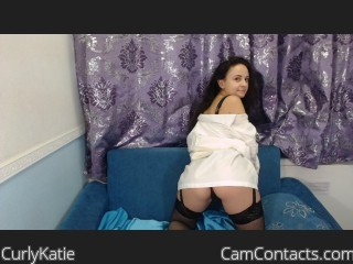 Webcam model CurlyKatie from CamContacts
