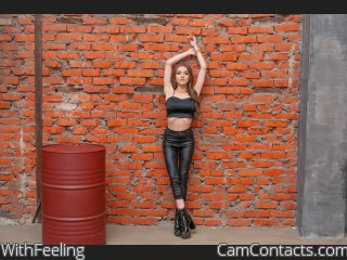 Webcam model WithFeeling from CamContacts