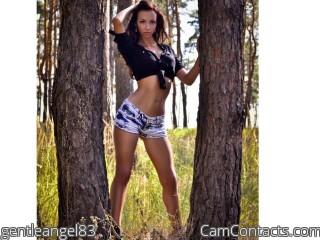 Webcam model gentleangel83 from CamContacts