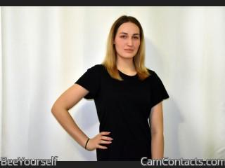 Webcam model BeeYourself profile picture