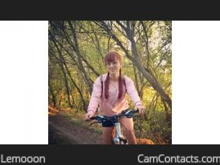 Webcam model Lemooon profile picture