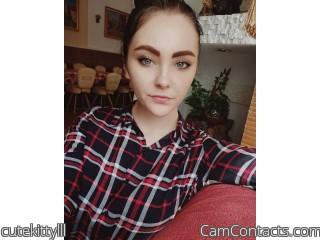 Webcam model cutekittylll profile picture