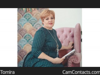 Webcam model Tomira from CamContacts