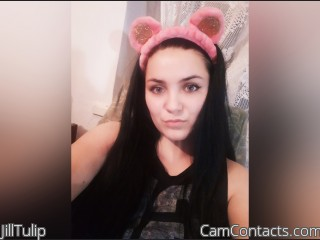 Webcam model JillTulip from CamContacts