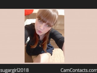 Webcam model sugargirl2018 from CamContacts