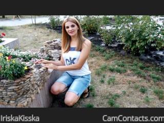 Webcam model IriskaKisska from CamContacts