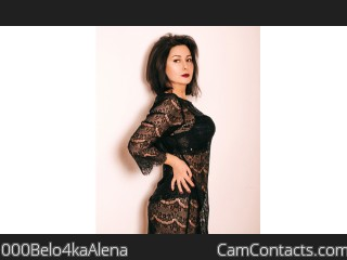 Webcam model 000Belo4kaAlena from CamContacts