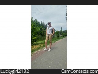Webcam model Luckygirl2132 from CamContacts