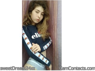 Webcam model sweetDream24xx from CamContacts