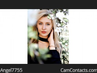 Webcam model Angel7755 from CamContacts