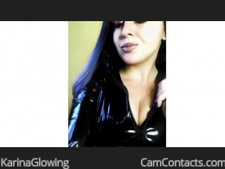Webcam model KarinaGlowing from CamContacts