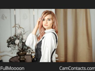 Webcam model FullMoooon from CamContacts