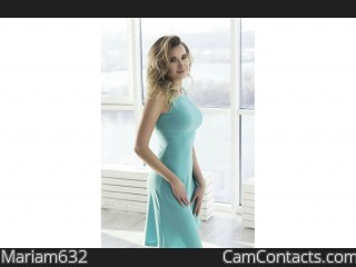 Webcam model Mariam632 from CamContacts