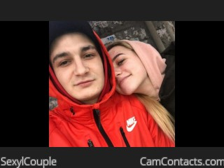 Webcam model SexylCouple from CamContacts