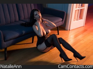 Webcam model NatalieAnn from CamContacts