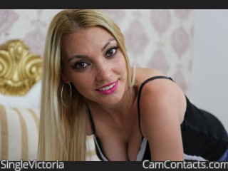 Webcam model SingleVictoria from CamContacts