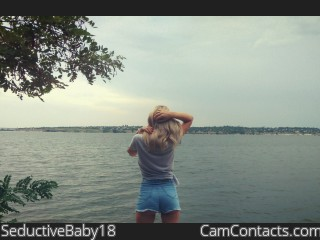 Webcam model SeductiveBaby18 from CamContacts