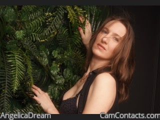 Webcam model AngelicaDream from CamContacts