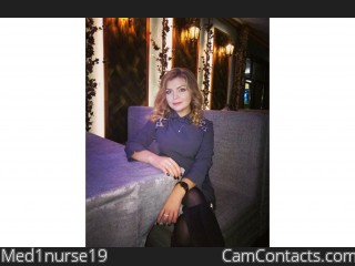 Webcam model Med1nurse19 from CamContacts