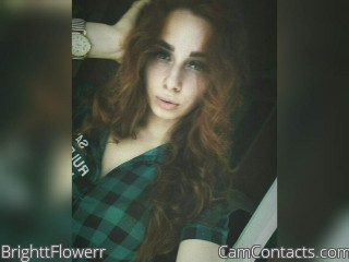 Webcam model BrighttFlowerr from CamContacts