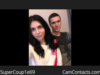 Webcam model SuperCoup1e69 from CamContacts