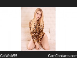 Webcam model CatWalk55 from CamContacts