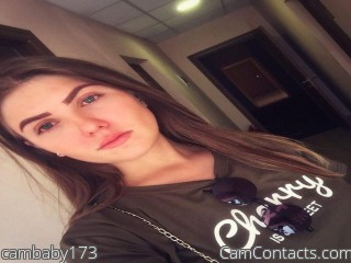 Webcam model cambaby173 from CamContacts