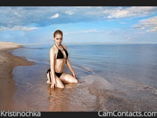 Webcam model Kristinochka from CamContacts
