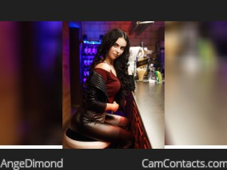 Webcam model AngeDimond from CamContacts
