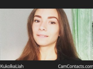 Webcam model KukolkaLiah from CamContacts