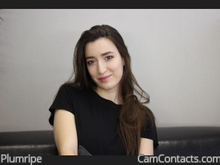 Webcam model Plumripe from CamContacts