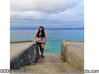 Webcam model 0000AmorLove from CamContacts