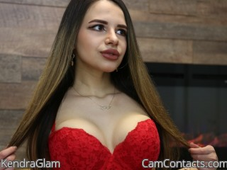 Webcam model KendraGlam from CamContacts