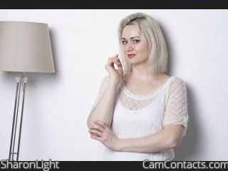 Webcam model SharonLight from CamContacts