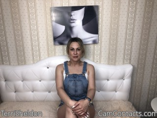 Webcam model TerriSheldon from CamContacts